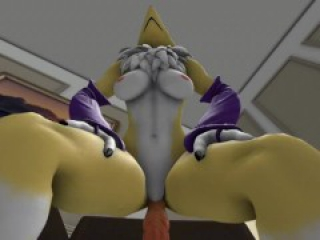 Renamon Furry Porn (Animations By furromantic) Viewer Requested