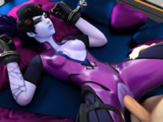 Widowmaker Chained Fuck Overwatch (Animation W/Sound)